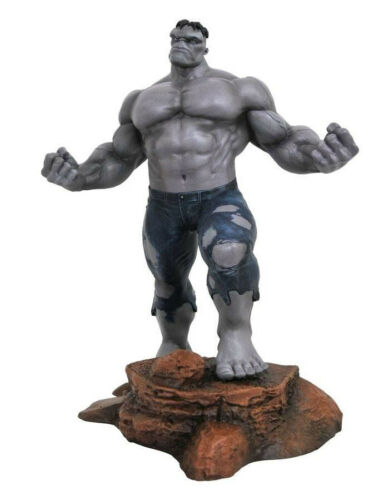 MARVEL Grey Hulk SDCC 2018 Pvc Figure Diamond Marvel Gallery