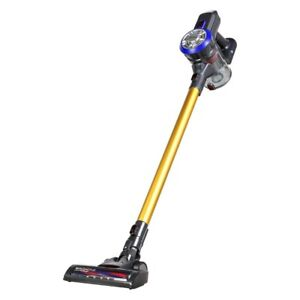 Handheld-Cordless-Stick-Vacuum-Cleaner-amp-Motorized-Brush-DC-Motor-D18-2019-New