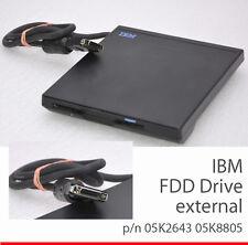 IBM SOUPLE THINKPAD 600 770 85K8874 FDD INTERNAL EXTERNE LECTEUR DE DISQUETTE