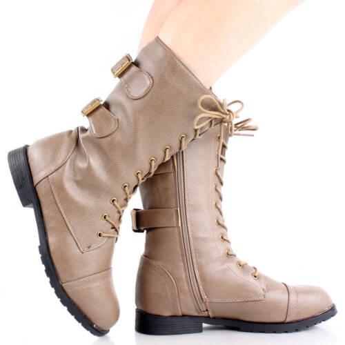 Fall Combat Boots