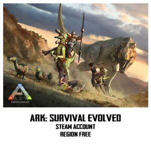 ARK-Survival-Evolved-Steam-Account
