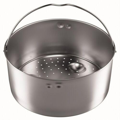 SILIT Einsatz für Schnellkochtopf gelocht 22 cm HOCH