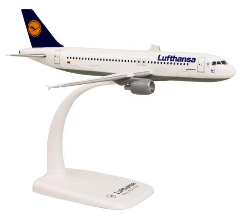 Lufthansa airbus a320-200 1:200 avión modelo a320 limox lx035 Starnberg D-aipp
