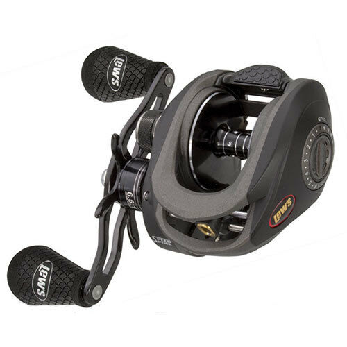 NEW Lew's Super Duty 300 LFS Baitcast Fishing Reel - 6.5:1 Right Hand - SD3H
