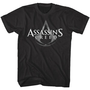 Assassin S Creed Logo Symbol Men S T Shirt Ubisoft Gamer Knights Templar Sigil Ebay