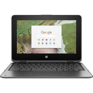 HP-Chromebook-11-x360-Intel-N3450-4GB-Memory-32GB-eMMC-WiFi-BT-11-6-034-HD-Touch