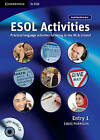 ESOL Activities Entry 1: Practical Language Activities for Living in the UK and Ireland: Entry 1 by Louis Harrison (Mixed media product, 2008)
