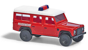 Busch-8375-Land-Rover-Defender-Fire-Brigade-N-Gauge-Finshed-Model-1-160