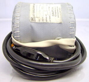 Leybold-Inficon-IPC2A-Pressure-Converter-Heating-Sleeve-Jacket-912-322-P2