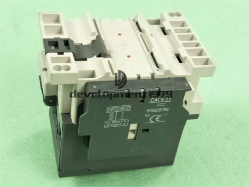 A633011110VAC New In Box ABB Contactor A63-30-11 110VAC