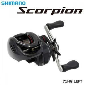 Shimano 16 Scorpion 71XG Left Handle Baitcasting Reel New