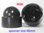 M5-M6-M8-M10-M12-M14-M16-M18-M20-M-Bolt-Nut-Domed-Cover-Caps-Plastic-Black miniatuur 9