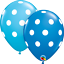 6-x-11-034-Printed-Qualatex-Latex-Balloons-Assorted-Colours-Children-Birthday-Party thumbnail 93