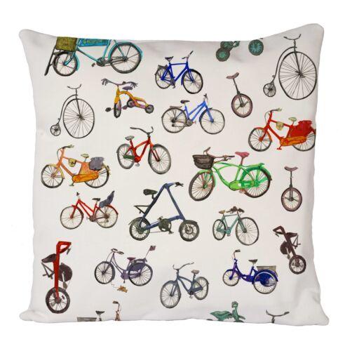 Vélo All Over Housse de coussin taie d/'oreiller Fashion Cadeau Idéal Cadeau D/'Anniversaire