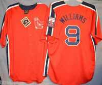 Boston Red Sox Ted Williams Jersey Medium Cooperstown Collection