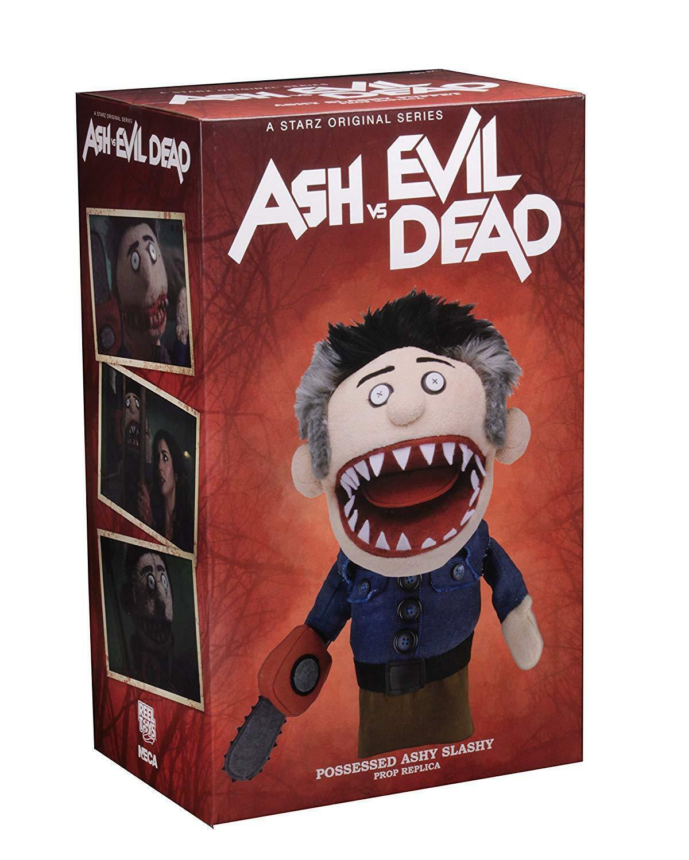 Ash vs Evil Dead Possessed Ashy Slashy Puppet  Prop Replica  negozio online