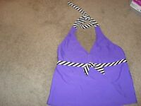 Junior Xhilaration Swim Top, Size Xl (14/16)