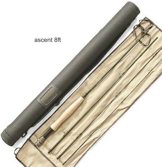Caimore 'Ascent' Fly Rods - choice of length