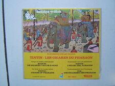 HERGE  TINTIN  /  DECALCO WILLEB /  LES CIGARES DU PHARAON  /  1978