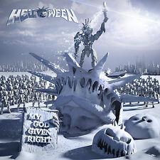 HELLOWEEN - My God Given Right 2 CD DIGIBOOK -  +bonus tracks!!!