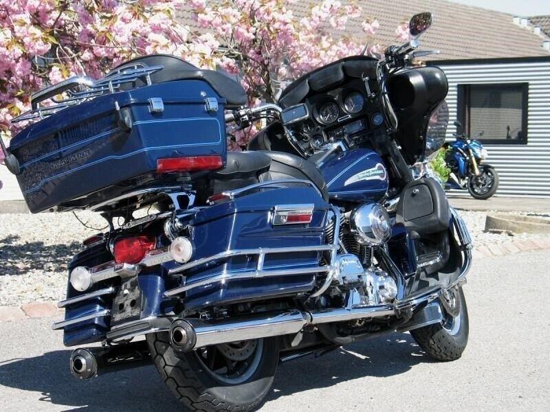 Harley-Davidson, FLHTCU Electra Glide Ultra Classic, ccm