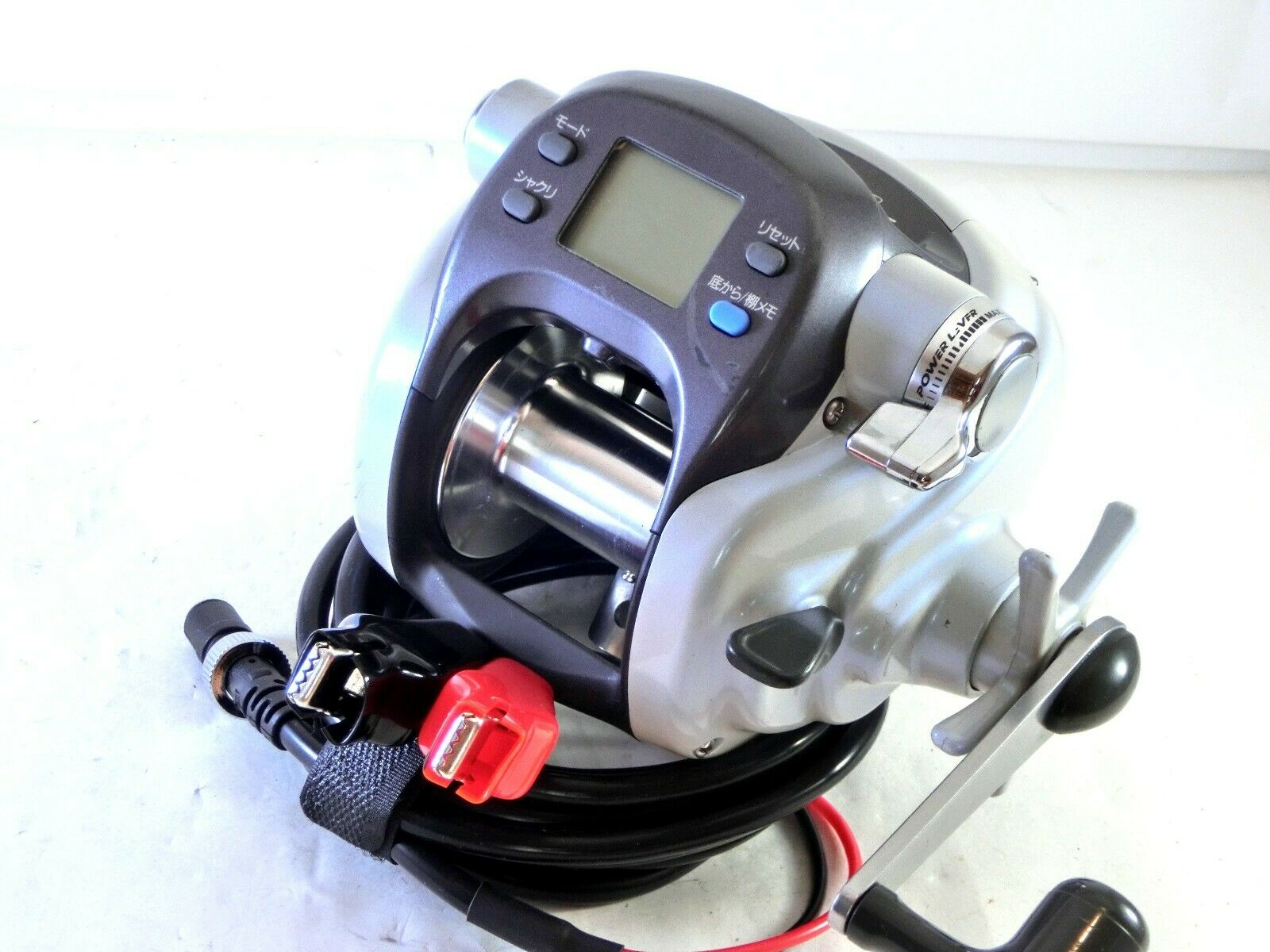 Daiwa Super Tanacom X600CP greegioco Electric reel inglese uomoual Good