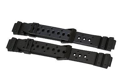 2 pieces noir en caoutchouc 14 mm CASIO AE30, W60U, W95  ITyo7
