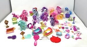 My Little Pony Lot Of 58!! Various Years And Sizes Mcdonalds and Regular