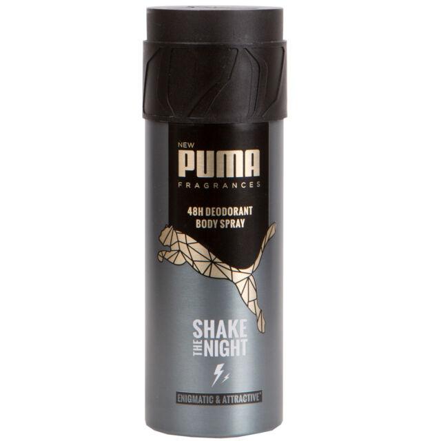 best website most popular pre order Puma 48h Deodorant Spray Body Spray Shake The Night 2 X 150 Ml