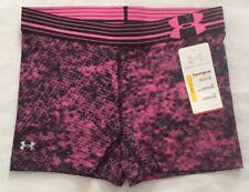 "Under Armour Women/'s UA 1270723 HeatGear 3/"" Shorty Compression Shorts Colors Szs"