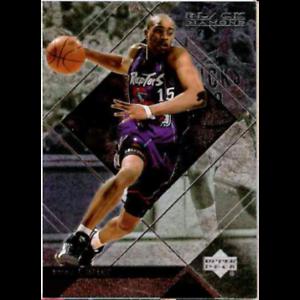 VINCE CARTER 1999-00 UD BLACK DIAMOND