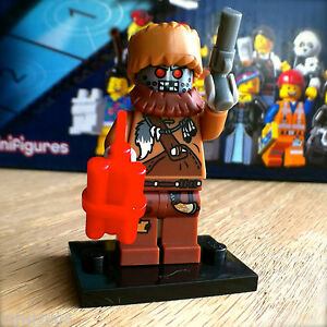 THE LEGO MOVIE Minifigures WILEY FUSEBOT #14 SEALED Minifigs Series 71004 TNT