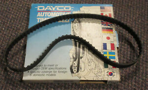 Dayco-95063-Timing-Belt-95173-79-86-Colt-80-83-Civic-85-89-Mitsubishi