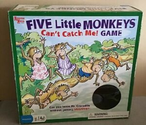 Five Little Monkeys Swinging In A Tree Worksheets ...