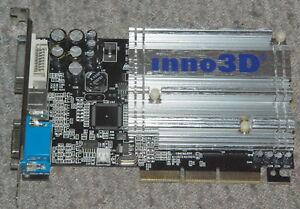 INNO3D FX 5200 AGP TELECHARGER PILOTE