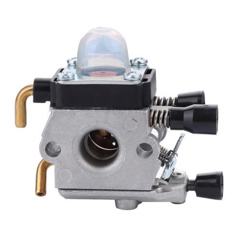 Carburetor For STIHL TRIMMER FS38 FS45 FS46 FS55 FS55R KM55 C1Q-S186A ZAMA Carb