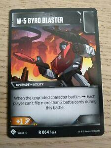 Transformers-TCG-Wave-3-W-5-Gyro-Blaster-R-064-064