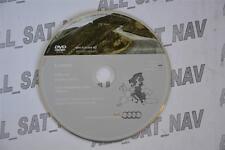Audi RNS-E Navigation Plus DVD 2014 Central West Europe A3 A4 A6 Sat Nav DVD1 BQ