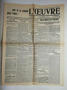 N717-La-Une-Du-Journal-L-039-uvre-25-octobre-1916-Douaumont-est-repris
