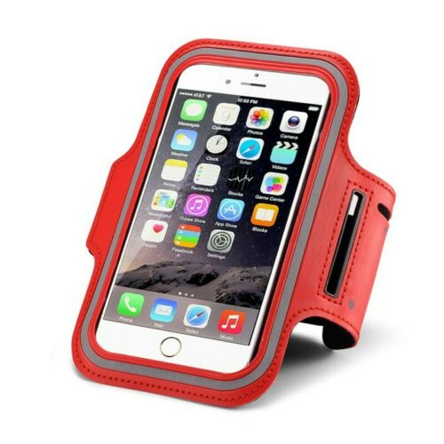 Sports Arm Band Mobile Phone Holder Bag Running Gym Armband Exercise All Phones