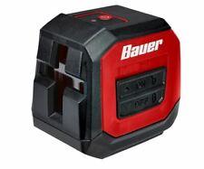 New Bauer 30 Ft Self Leveling Cross Line Laser Horizontal Amp Vertical