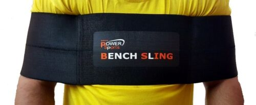Push Up BENCH SLING Straps Power Lifting Weightlifting Bench Press Sling Shot M
