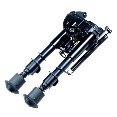 "Sporting Good 6/"" to 9/"" Spring Return Sniper Hunting Rifle Bipod w// KeyMod Stock"
