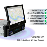 Pyle (PL7ANDIN) Single DIN Android GPS Receiver (BRAND NEW) $269 Mississauga / Peel Region Toronto (GTA) Preview