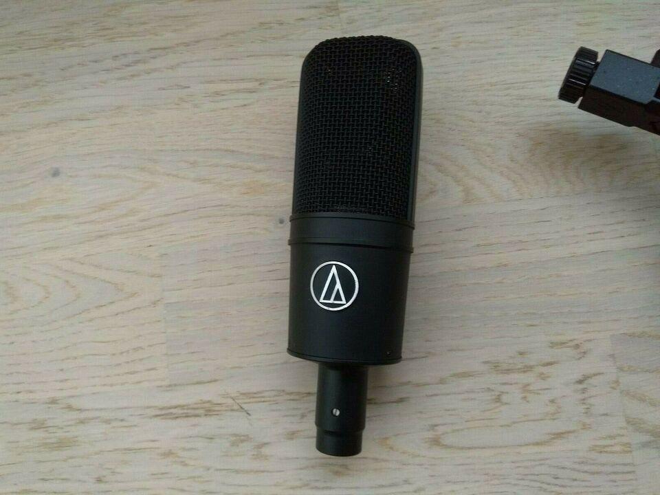 Studiemikrofon, Audio Technica AT4033a