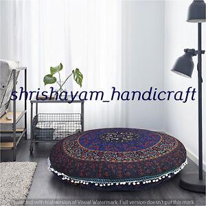 32-034-Indian-Floor-Pillow-Cover-Cotton-Mandala-Sham-Large-Pouf-Meditation-Cushion