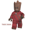 Avengers-Minifigures-End-Game-Captain-Marvel-Superheroes-Fits-Lego-amp-Custom thumbnail 73