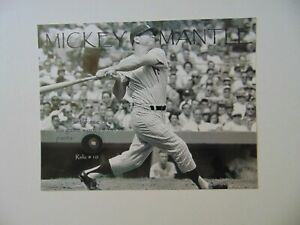 """Mickey Mantle"" Remnant of His Game Worn 1954-1955 Pants Todd Mueller COA"