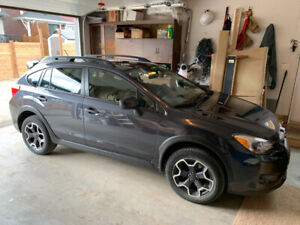 2015 Subaru XV Crosstrek Sport