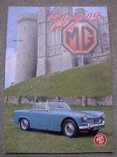 Enjoying MG (May 2004) ZS, MGB Windscreen & Seal Replacement, Electric windows